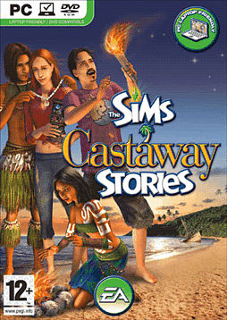 The Sims Castaway Stories PC Games and Downloads Cover Art