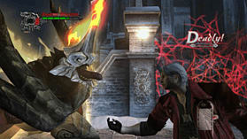 Devil May Cry 4 screen shot 1