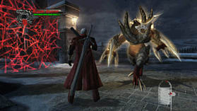 Devil May Cry 4 screen shot 26