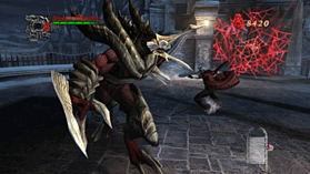 Devil May Cry 4 screen shot 28