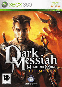 Dark Messiah: Might and Magic Elements Xbox 360 Cover Art