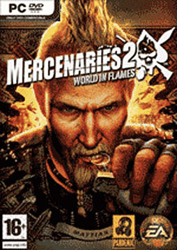 Mercenaries 2: World in Flames PC Games and Downloads Cover Art