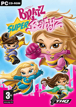 Bratz Super Babyz PC Games and Downloads Cover Art