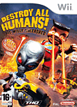 Destroy all Humans 3: Big Willy Unleashed Wii