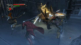 Devil May Cry 4 screen shot 13