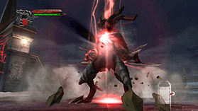 Devil May Cry 4 screen shot 17