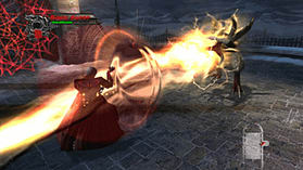Devil May Cry 4 screen shot 10