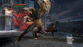Devil May Cry 4 screen shot 3
