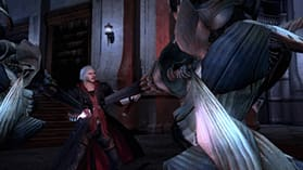 Devil May Cry 4 screen shot 4