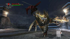 Devil May Cry 4 screen shot 7