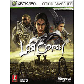Lost Odyssey Strategy Guide Strategy Guides and Books