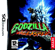 Godzilla Unleashed DSi and DS Lite