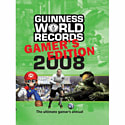 Guinness World Records Gamer's Edition 2008 Strategy Guides and Books