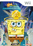 Spongebob: Atlantis Squarepantis Wii