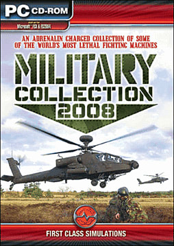 Military Collection 2008 PC Games and Downloads Cover Art
