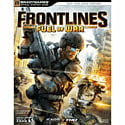 Frontlines: Fuel of War Strategy Guide Strategy Guides and Books