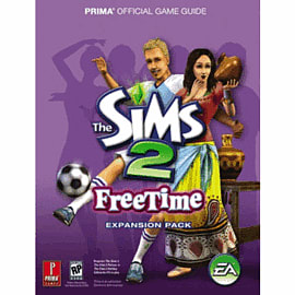 The Sims 2 Free Time Strategy Guide Strategy Guides and Books