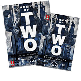 Army of Two Strategy Guide Strategy Guides and Books