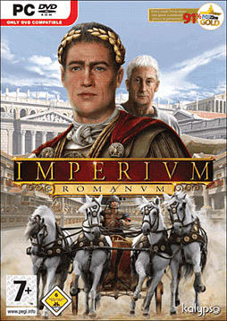 Imperium Romanum Expansion PC Games and Downloads Cover Art