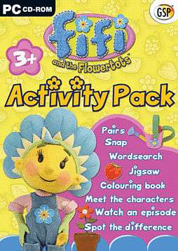 FiFi & the Flowertots PC Games and Downloads