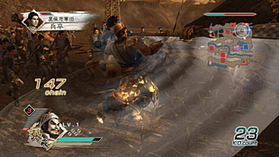 Dynasty Warriors 6 screen shot 2