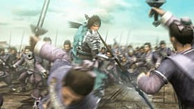 Dynasty Warriors 6 screen shot 10