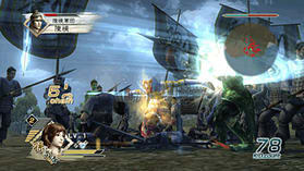 Dynasty Warriors 6 screen shot 11