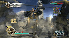 Dynasty Warriors 6 screen shot 22