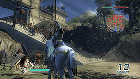 Dynasty Warriors 6 screen shot 24