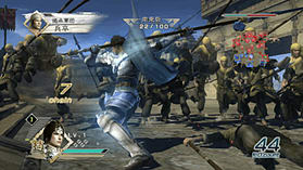 Dynasty Warriors 6 screen shot 25