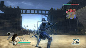 Dynasty Warriors 6 screen shot 26