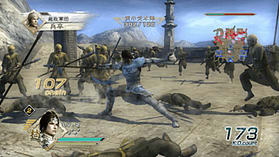 Dynasty Warriors 6 screen shot 27