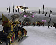Warhammer 40,000: Dawn of War - Soulstorm screen shot 4