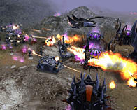 Warhammer 40,000: Dawn of War - Soulstorm screen shot 6