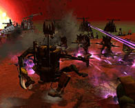 Warhammer 40,000: Dawn of War - Soulstorm screen shot 7