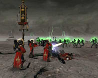Warhammer 40,000: Dawn of War - Soulstorm screen shot 9