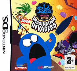 Foster's Home for Imaginary Friends DSi and DS Lite