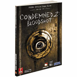 Condemned 2 Strategy Guide Strategy Guides and Books