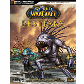 World of Warcraft Bestiary Strategy Guide Accessories
