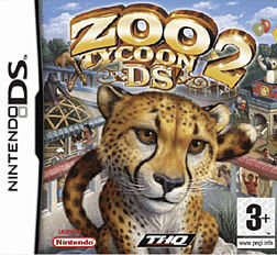 Zoo Tycoon 2 DSi and DS Lite