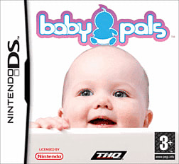 Baby Pals DSi and DS Lite Cover Art