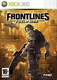 Frontlines: Fuel of War Steelbook Edition Xbox 360