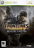 Frontlines: Fuel of War Special Edition Xbox 360