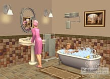 The Sims 2 Kitchen & Bathroom Interior Design Stuff screen shot 2
