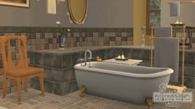 The Sims 2 Kitchen & Bathroom Interior Design Stuff screen shot 3