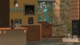 The Sims 2 Kitchen & Bathroom Interior Design Stuff screen shot 4