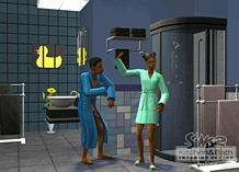 The Sims 2 Kitchen & Bathroom Interior Design Stuff screen shot 8