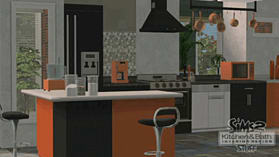 The Sims 2 Kitchen & Bathroom Interior Design Stuff screen shot 12
