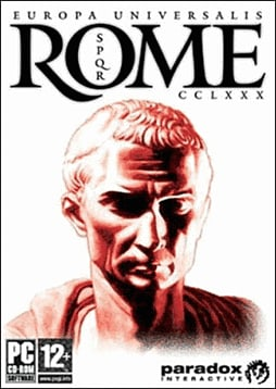 Europa Universalis: Rome PC Games and Downloads Cover Art