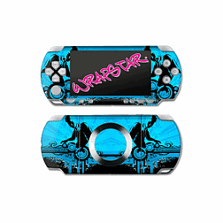 Wrapstar DJ Graphic Skin for PSP Slim & Lite Accessories